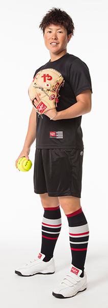 女子ソフトボール日本代表藤田倭選手