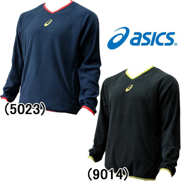 アシックス ゴールドステージ フリース ジャケット BAZ101