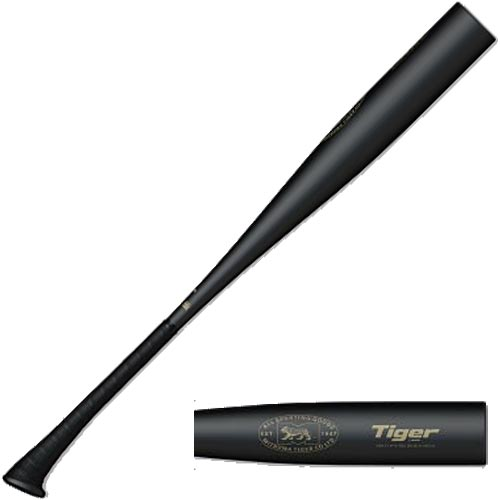美津和タイガー 硬式 バット 高校野球対応 J-Grip HBAX14PS-000