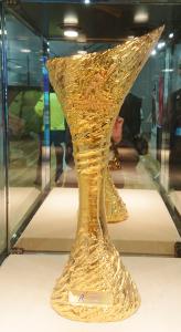 アジア プロ野球チャンピオンシップ2017優勝カップ