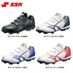 SSK 野球用 ポイント スパイク ローカット スターランナーV SSF4000