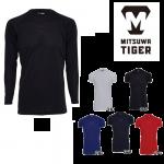美津和タイガー野球用アンダーシャツ