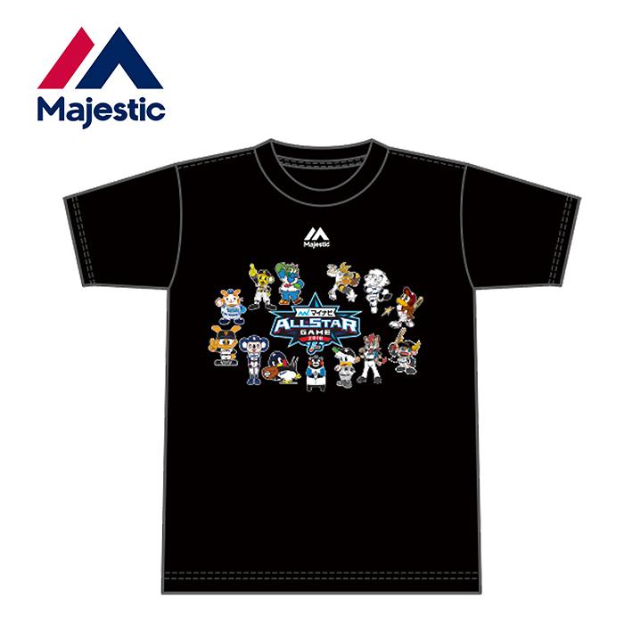 12球団マスコットキャラTシャツ