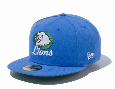 西武レオマークの帽子