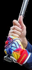 スパイダーズバッティング手袋-AUTISM