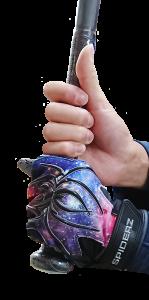 スパイダーズバッティング手袋-Galaxy