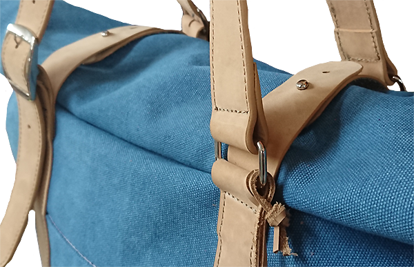 トートバックに使っている革の詳細