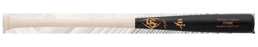 ルイスビルスラッガー 硬式 木製 バット MLBメープル ミドルバランス PRIME ルイビル WTLNAMR07