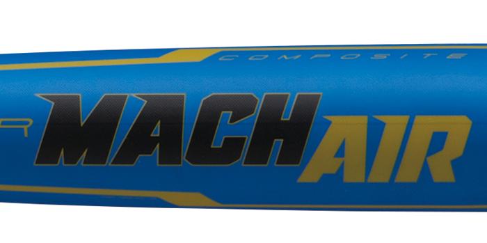 ローリングスジュニア少年用軟式バット「ハイパーマッハエア」の打撃部PU素材