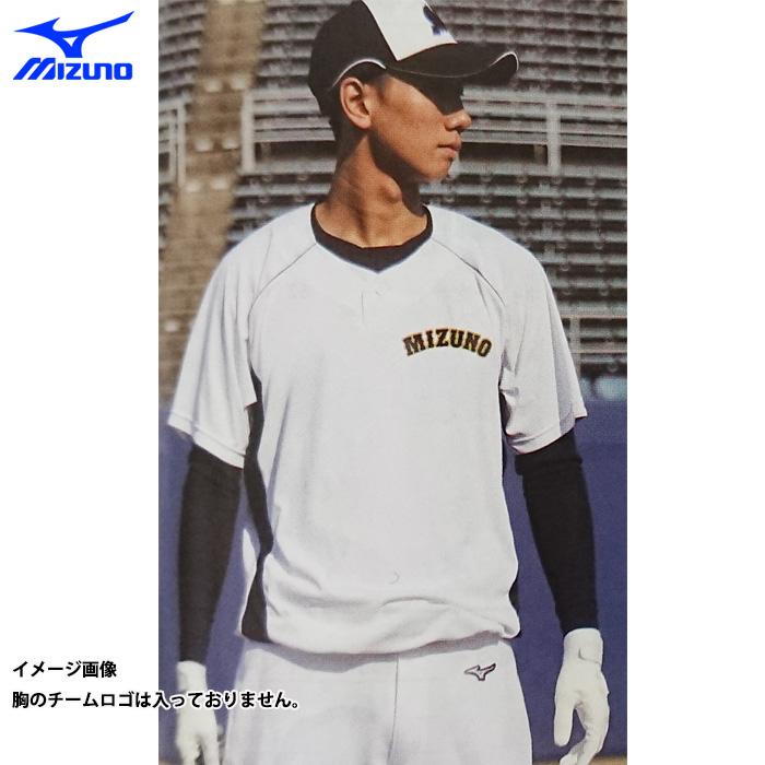 ベースボールシャツ着用イメージ