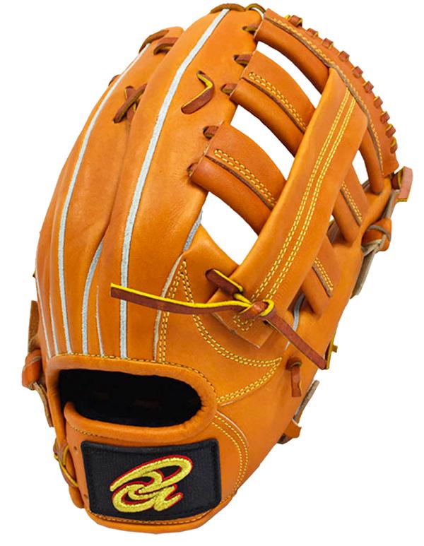 野球グローブのダブルトンボウェブ(外野手用)